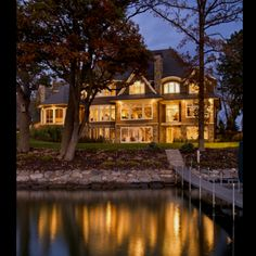 Grandiose Lake House