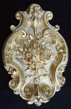 Ornament (L-113). Furniture decoration.Antique reproduction #Baroque