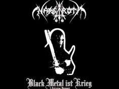 BLACK METAL IST KRIEG - NARGAROTH