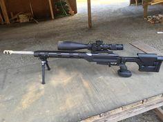 JP Rifles MR 10 .308 Bolt Action Rifle