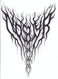 "Nosvyr is an indo-european word that menas a complete disgust from staying alive. it was a band with that name that unfortunately did not last long. Musicwise, you would imagine something inspired by Hottie Low Song ""It's a shame"" meets Xasthur's ""A prison of Mirrors""...."