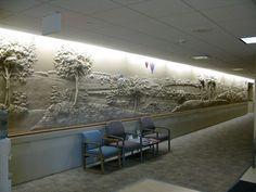Барельеф в деталях.Учимся Создавать БАРЕЛЬЕФ   VK Plaster Sculpture, Plaster Art, Sculpture Painting, Wall Sculptures, 3d Wall Art, Mural Art, Tv Wall Decor, Wood Carving Art, Artist Portfolio