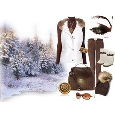 """""""Winter"""" by michellesweet74 on Polyvore"""