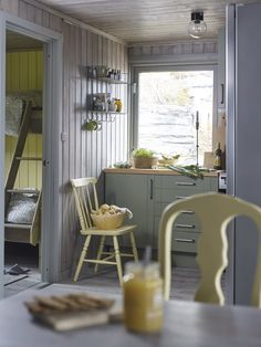 Winter Lodge, Summer Cabins, Home Comforts, Scandinavian Home, Modern Rustic, Small Spaces, Relax, Cottage, Kitchens