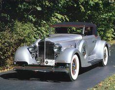 1934 Packard...