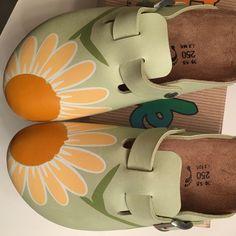 Birkenstock Shoes - Birki Woodby