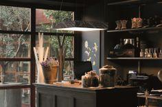 Square-S Texture Collection Lighting Solutions, Liquor Cabinet, Kitchen Appliances, Indoor, Texture, Storage, Furniture, Retail, Design
