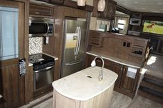 Are you looking for a spacious Fifth Wheel with 5 slides, a residential refrigerator that can sleep a family of If so then. Tiffin Motorhomes, Motorhomes For Sale, Class A Motorhomes, Trailers For Sale, Grand Design Rv, Fifth Wheel Campers, Keystone Rv, Rv Dealers, Mobile Home