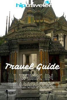 HipTraveler Guide to BANGKOK, THAILAND - Bangkok is the capital of Thailand and, with a population of over eleven million inhabitants, by far its largest city. Its high-rise buildings, heavy traffic congestion, intense heat and naughty nightlife may not immediately give you the best impression — but don't let that mislead you.
