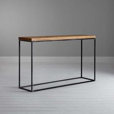 BuyJohn Lewis Calia Console Table, Oak Online at johnlewis.com