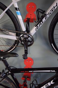 DaHÄNGER Dan pedal hook for one bike