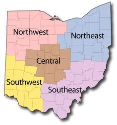A listing of campgrounds in Ohio. Sometime this summer I plan to take a short bicycling/camping trip around NW Ohio.