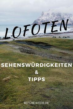 Lofoten: Sehenswürdigkeiten und Tipps