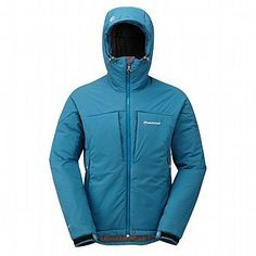 Montane Ice Guide Jacket Moroccan Blue, Mountain Clothing, Outdoor Outfit,  Trekking, Jackets eeb6923e40