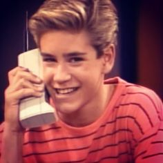The cell phone turned 40 today, but I'll always have a place in my heart reserved for the Zack Morris model:
