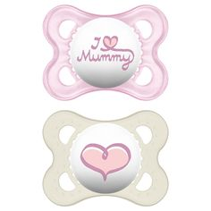 Kids Silicone Pacifier White Flat Thumb Baby Orthodontic Correction Pacifier LT