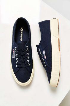 Superga Cotu Classic Lace-Up Sneaker - love them!
