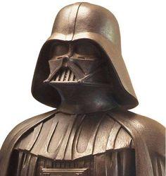Bronze Darth Vader #starwars
