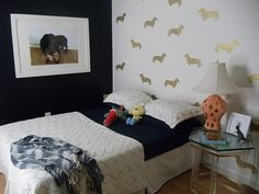 Wiener Dog Wallpaper. Where do I find this?!