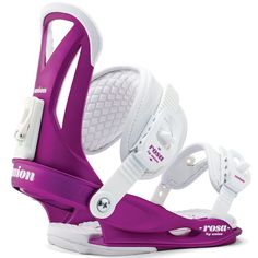060fbaf64a028b UNION ROSA PURPLE WOMAN Snowboarding Style