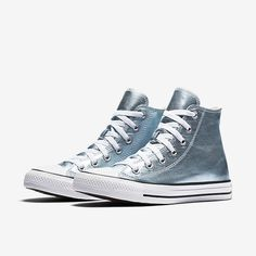 Converse Chuck Taylor All Star Metallic High Top Women's Shoe