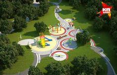 проект детского парка - Поиск в Google