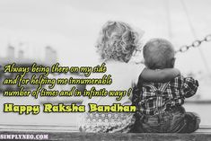 Always being there on my side and for helping me innumerable number of times and in infinite ways ! Life Is Too Short Quotes, Love Life Quotes, Positive Quotes For Life, Life Is Hard, Inspiring Quotes About Life, Inspirational Quotes, Lessons Learned In Life Quotes, Brother Sister Quotes, Happy Rakshabandhan