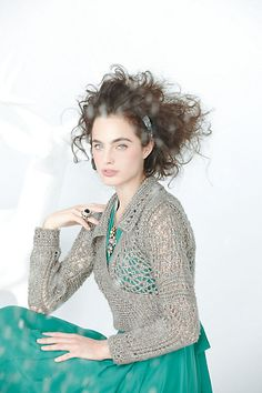 M Anthropologie Metallic Openwork Cropped Cardi Cardigan Handknit by Dollie Zombie Hair, Cropped Cardigan Sweater, Long Sweaters, Hand Knitting, Anthropologie, Girl Fashion, Summer Outfits, Clothes For Women, Ebay