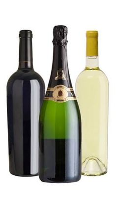 What message would you put on these wine bottles?