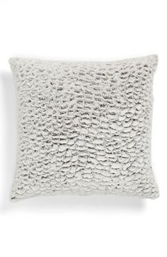 matching pillows:) Nordstrom at Home 'Frosted Petal' Pillow available at #Nordstrom