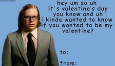 Valentine's day card fob fall out boy Valentines Gifts For Boyfriend, Valentines For Kids, Funny Valentine, Valentine Day Cards, Valentine Ideas, Fall Out Boy, Emo Bands, Music Bands, Patrick Stump
