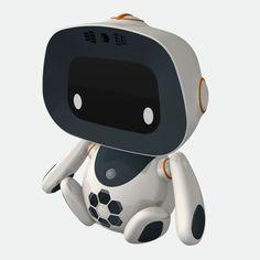 "ASCII.jp:Pepperの半額!ドラえもんを目指した""愛され""ロボット:unibo (1/3)|ASCII STARTUP 今週のイチオシ!"