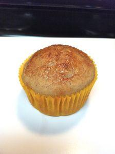 Snickerdoodle cupcakes ~ Little Bit Sweet