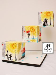 EDITOR'S CHOICE (10/20/2014) Gravity Defying 2.0 by JT Cakes View details here: http://cakesdecor.com/cakes/162780-gravity-defying-2-0