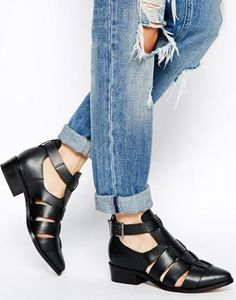 my favorite #denim #shoes #boyfriendjeans #classy #best #covetme #asos #bottegaveneta