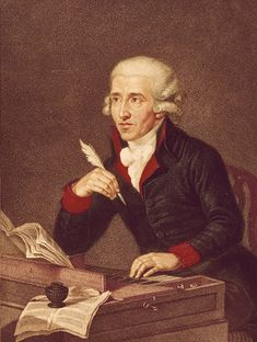 Joseph Haydn an engraving by Luigi Schiavonetti Classical Music Composers, Music Images, Music Like, Famous Men, Baroque, The Past, Canvas Prints, Conductors, History