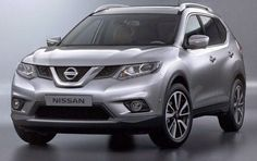 2015 Nissan X-Trail Design And Release Date | Nissan Car Information