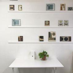 ceramics studio (@janecairns) • Instagram photos and videos Ceramic Studio, Floating Shelves, Display, Ceramics, Photo And Video, Space, Videos, Photos, Instagram