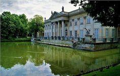 Park łazienkowski, Warszawa