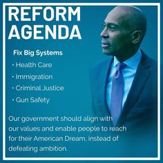 Deval Patrick, Our Values, Criminal Justice, Real People, Health Care, Life, Instagram, Health