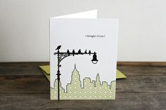 Thought of You. Gift Cards, Greeting Cards, Fathers Day, Place Cards, Place Card Holders, Houses, Thoughts, Gifts, Inspiration