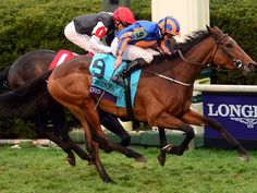 Found gets the better of Golden Horn to win the Breeders' Cup Turf.
