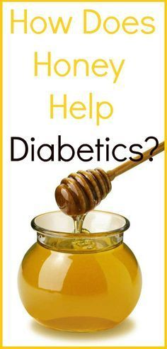 How Does Honey Help Diabetics?