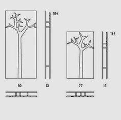 Hace poco publique una entrada de como realizar un aplique de pared a partir de unas mesas lack de ikea pulsa aqui para verlo     hoy...