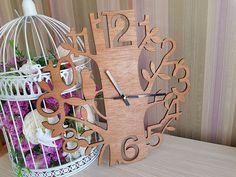 Ceas perete din lemn model copac Home Decor, Decoration Home, Room Decor, Home Interior Design, Home Decoration, Interior Design