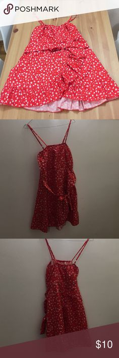 Shop Women's SHEIN Red size M Mini at a discounted price at Poshmark. Description: SHEIN Red Floral Summer Dress Never Worn Size Medium. Leather Look Dress, Shein Dress, Red Summer Dresses, Combo Dress, Dress Plus Size, Belted Shirt Dress, Metallic Dress, Boho, Outfit