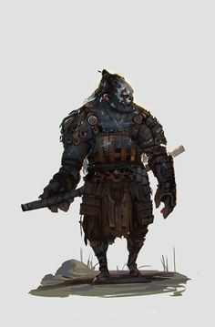 Rudy Siswanto: excellent Orc champion.