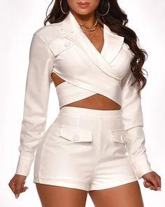 Cute Comfy Outfits, Stylish Outfits, Dope Outfits, Fashion Outfits, White Outfits, Summer Outfits, Summer Dresses, Trend Fashion, Womens Fashion