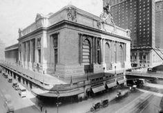 Cien años de la Gran Central Terminal