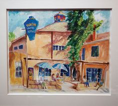 Taos Watercolorists: Taos Inn hosts opening for Taos National Society of Watercolorists